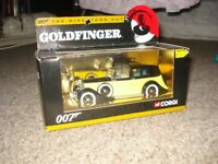 goldfinger corgi model