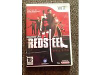 Nintendo Wii game - Red Steel - Boxed with Instructions - Used condition