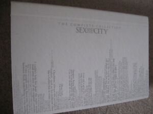 Sex and the City-Complete Collection-20 dvd set-Excellent