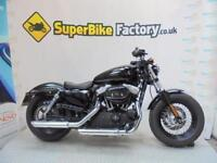 2011 11 HARLEY-DAVIDSON SPORTSTER XL 1200 X FORTY EIGHT