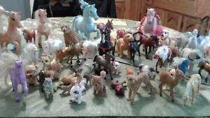 Assorted Animal Toys