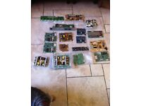 TV pcb boards and power supplies