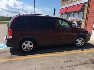 2007 PONTIAC MONTANA FULLY LOADED! DVD!