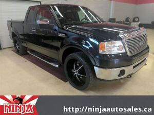 2008 Ford F-150 Lariat The Black Beauty