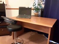 Premium office/hobby desk, very solid, easy to assemble EXCELLENT CONDITION.