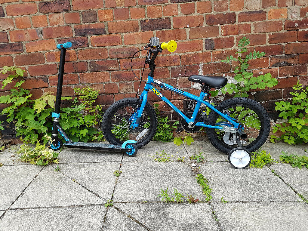 New Kids Bikes and Scooters -