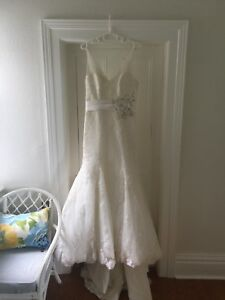 Size 14 Maggie Sottero Wedding Dress