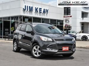 2015 Ford Escape SE  - Bluetooth -  Heated Seats - $71.25 /Week
