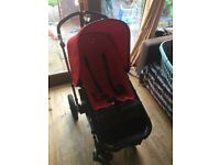 Very good condition bugaboo cameleon 3 set