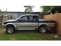 Mitsubishi L200 Truck spares and repairs
