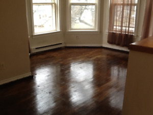 One bedroom, Downtown Amherst
