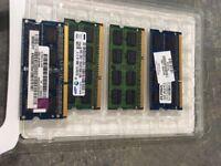 RAM Memory 8GB (4 x 2GB) PC3-12800 1600 MHz DDR3 SDRAM SO-DIMM iMac Mac Mini