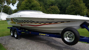 1997 Wellcraft Scarab 22'
