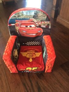 Lightening McQueen chair