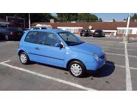 VW Lupo 1.0 petrol 2003 ( low mileage )