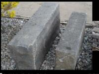 RECLAIMED WHIN KERBS