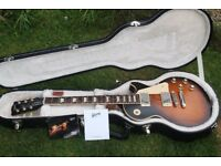 Gibson Les Paul Traditional Mahogany Satin – Vintage Sunburst