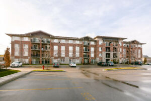 Lovely two bedroom + den condo in an upscale complex!