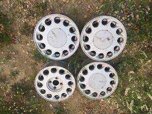 4x4.5 aluminum rims 4x114.3