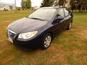 Hyundai Elantra GL / 4Cyl / Super Clean / New MVI