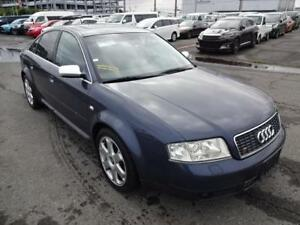 2002 Audi S6 4D AWD QUATTRO 71K! 1 year LTD Powertrain Warranty
