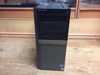 Dell Optiplex 980 MT Intel Core i3 3.30GHz 4GB Ram 250GB HDD Win 7 Tower PC