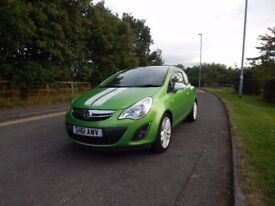 Vauxhall Corsa 1.2 sxi Low Miles Cheap To Insure