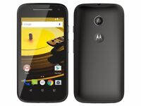 Motorola Moto E2 ,Unlocked,Like Brand New,With Warranty