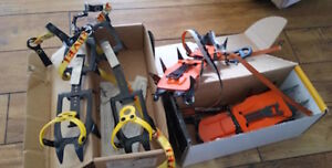 Mountaineer crampons for sale