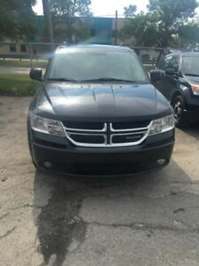 2011 Dodge Journey SXT 7 PASSENGER