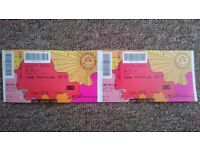 Camp bestival student ticket - saturday x 2