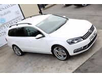 LATE 2014 VOLKSWAGEN PASSAT 2.0 EXECUTIVE TDI BLUEMOTION TECH 139BHP EST ( FINANCE & WARRANTY)