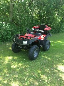 2004 Arctic Cat 400 4x4
