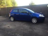 FIAT PUNTO 1.4 59 registered easy fix open to offers low insurance