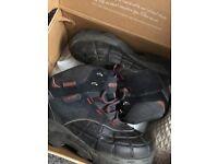 HiTech Walking Boots Size 5