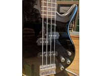 Ibanez GSR200 Bass Guitar with Gig Bag