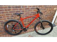 Carrera Kraken Mountain Bike - Brand New Condition