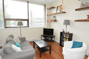 Everything Included!! Furnished Bachelor on Quinpool Road.