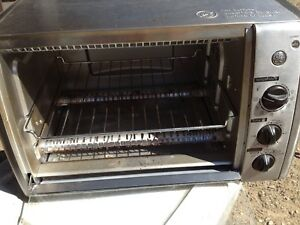Pizza sized toaster/oven GE $25