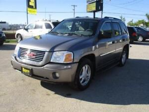 2006 GMC ENVOY 4X4 $5,950, HAS SAFETY AND WARRANTY