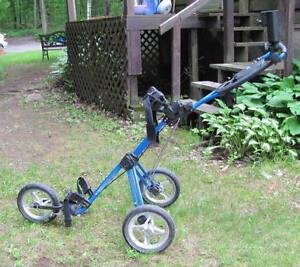 Golf Cart $75.