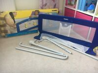 Tomy Fold Down Bed Rail/Guard