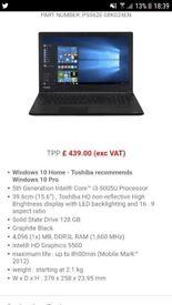 Toshiba satellite pro laptop