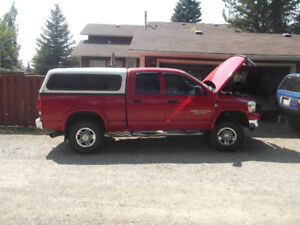 2006 Dodge Power Ram 2500 Heavy Duty Pickup Truck