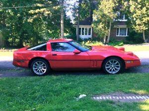 '87 Corvette