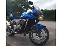 Kawasaki z750s px swap £1500 for 2005 bike