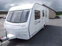 Coachman VIP 520/4 (4 BERTH). Beautiful clean caravan.
