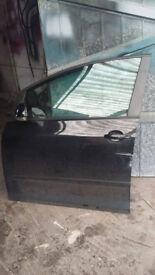 VW GOLF PLUS 5DR DOOR -BARE SKIN RIGHT FRONT PASSENGER SIDE