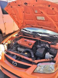 2003 Mazda MAZDASPEED Protege MP3 Edition PRICE REDUCTION