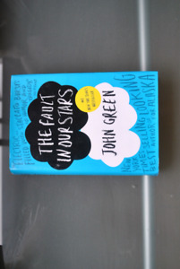 THE FAULT IN OUR STARTS BOOK BRAND NEW!